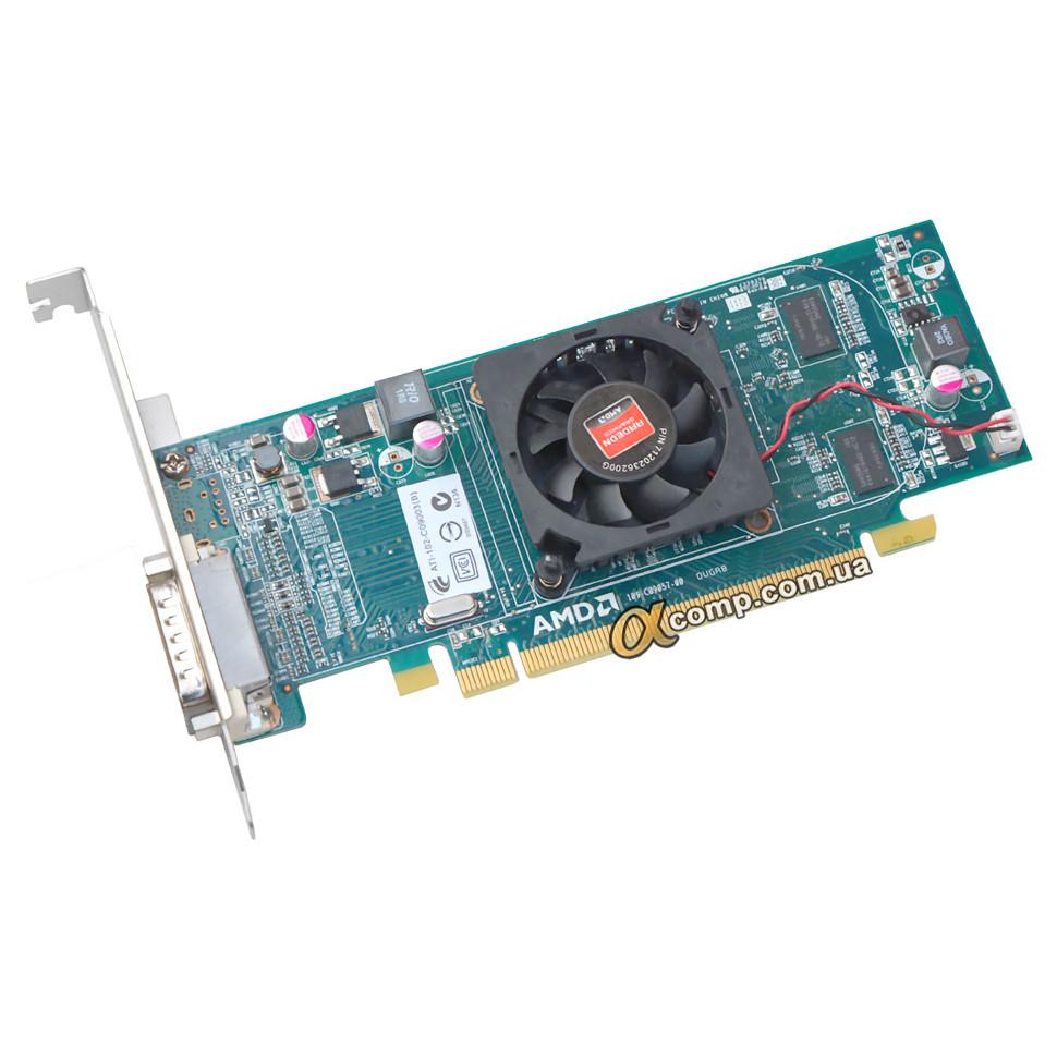 Видеокарта ATI Radeon HD5450 (512Mb/GDDR3/64bit/DMS-59) БУ