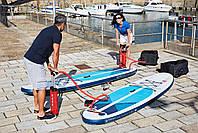 "Сапборд Red Paddle Co Compact 9'6"" 2021 - надувна дошка для САП серфінгу, sup board, фото 7"