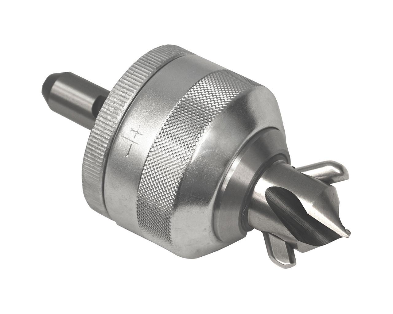 T-Drill Головка для вытяжки на медных трубах горловин диаметром 28 мм (1.1/8'')