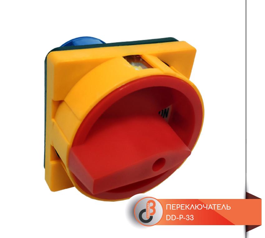 Перемикач кулачковий CA10GS-32