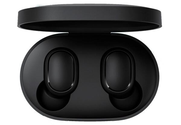 Беспроводные наушники Mi True Wireless Earbuds Basic (ZBW4480GL) Black