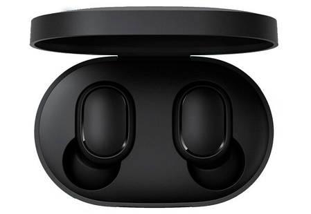 Беспроводные наушники Mi True Wireless Earbuds Basic (ZBW4480GL) Black, фото 2
