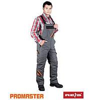 Защитные брюки утепленные типа полукомбинезон PRO-WIN-B SBP, фото 1