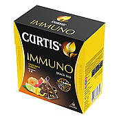 Чай черный в пирамидках Кертис (Curtis) Immuno Black Tea 18 пирамидок