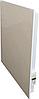 Керамическая панель Optilux РК700НВП с программатором, 700 Вт, 15-18 м.кв, 600х600х50