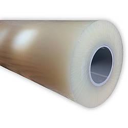 Плівка захисна самоклеюча для металу глянцевого і напівглянцевого 1250мм * 1000м (25мкм, 150г х 25мм, P02)