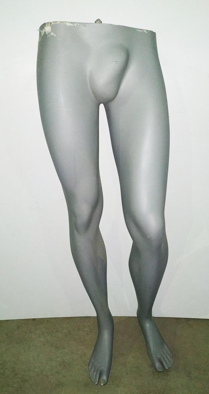 Б/У Манекен ноги мужские PopMannequins (Испания) для демонстрации брюк, шорт