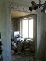 Резка проемов без пыли,выходы на балкон,сантехкабины,штробы, фото 1
