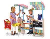 Игровой набор Большой Деревянный Супермаркет Eichhorn 2550