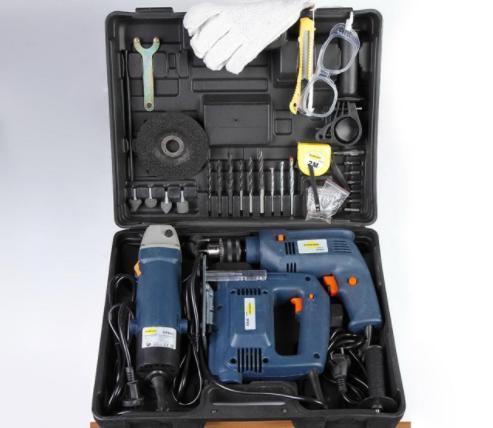 Набор инструментов для дома в кейсе