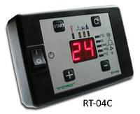Блок управления для твердотопливных котлов RT-04C