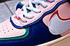 Кросівки жіночі 20021, Nike Air Force 1, рожеві, < 36 37 38 39 40 > р. 36-22,5 див., фото 8