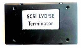 Универсальный терминатор SCSI LVD/SE 68пин внутренний активный б.у.