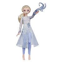 Hasbro FRZ Кукла интерактивная Холодное сердце-2 Эльза (Е8569)