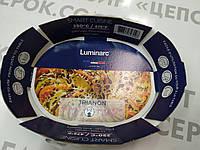 Блюдо глибоке овальне  для запікання 22х16см Luminark Trianon P4017, фото 1