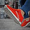 Кроссовки женские 15762, Reebok Classic, оранжевые, < 36 > р. 36-22,5см., фото 5