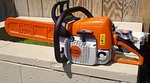 Бензопила Штиль MS 290 (шина 45 см, 2.8 кВт) Цепная пила Штиль MS 290, фото 2