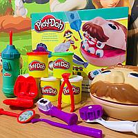 Набор стоматолога Play Doh мистер зубастик