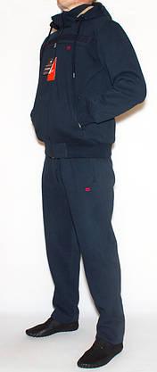 Спортивний костюм з хутром чоловічий 5101 (XL), фото 2