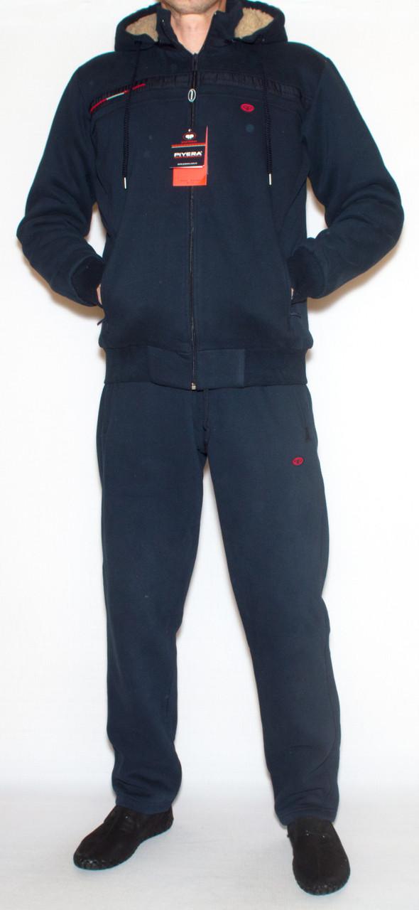 Спортивний костюм з хутром чоловічий 5101 (XL)