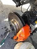 Тормоза суппорта колодка тормозной диск тормозная система на Mercedes G class G Wagon W463 2001+ Гелик Кубик, фото 3