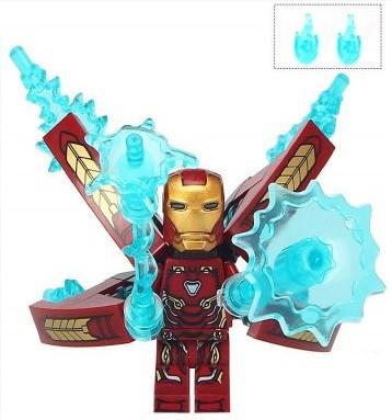 Железный человек Мстители Супергерой Марвел Аналог лего