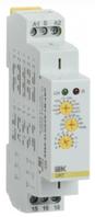Реле времени ORT многофункциональное 1 контакт 230В AC IEK, фото 1