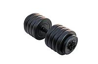 Гантель розбірна RN-Sport Long 23 кг