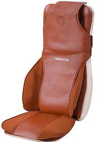 Массажная накидка на кресло Yamaguchi Turbo Axiom - эффективный массаж, японское качество
