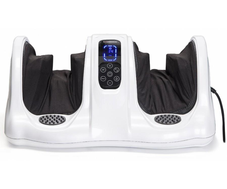 Массажер для ног Angel Feet White (Белый) Us Medica США для массажа стоп, ног, икр, рук