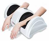 Массажер для ног Angel Feet White (Белый) Us Medica США для массажа стоп, ног, икр, рук , фото 5