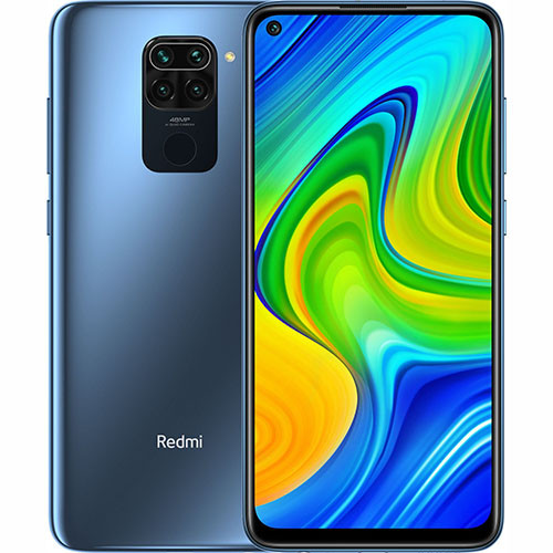 Смартфон Xiaomi Redmi Note 9 3/64Gb NFC  Official (UA-UCRF) 12 мес