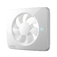 Бытовой вентилятор Fresh Intellivent ICE (Швеция, 5 лет гарантии!)