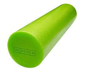 Спортивный валик Us Medica Foam Roller США для фитнеса, йоги, пилатеса
