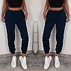 """Комфортные модные теплые женские штаны """"Rachel"""", фото 2"""