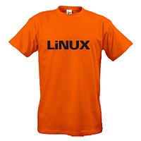 Футболка Linux