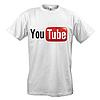 Футболка с логотипом YouTube