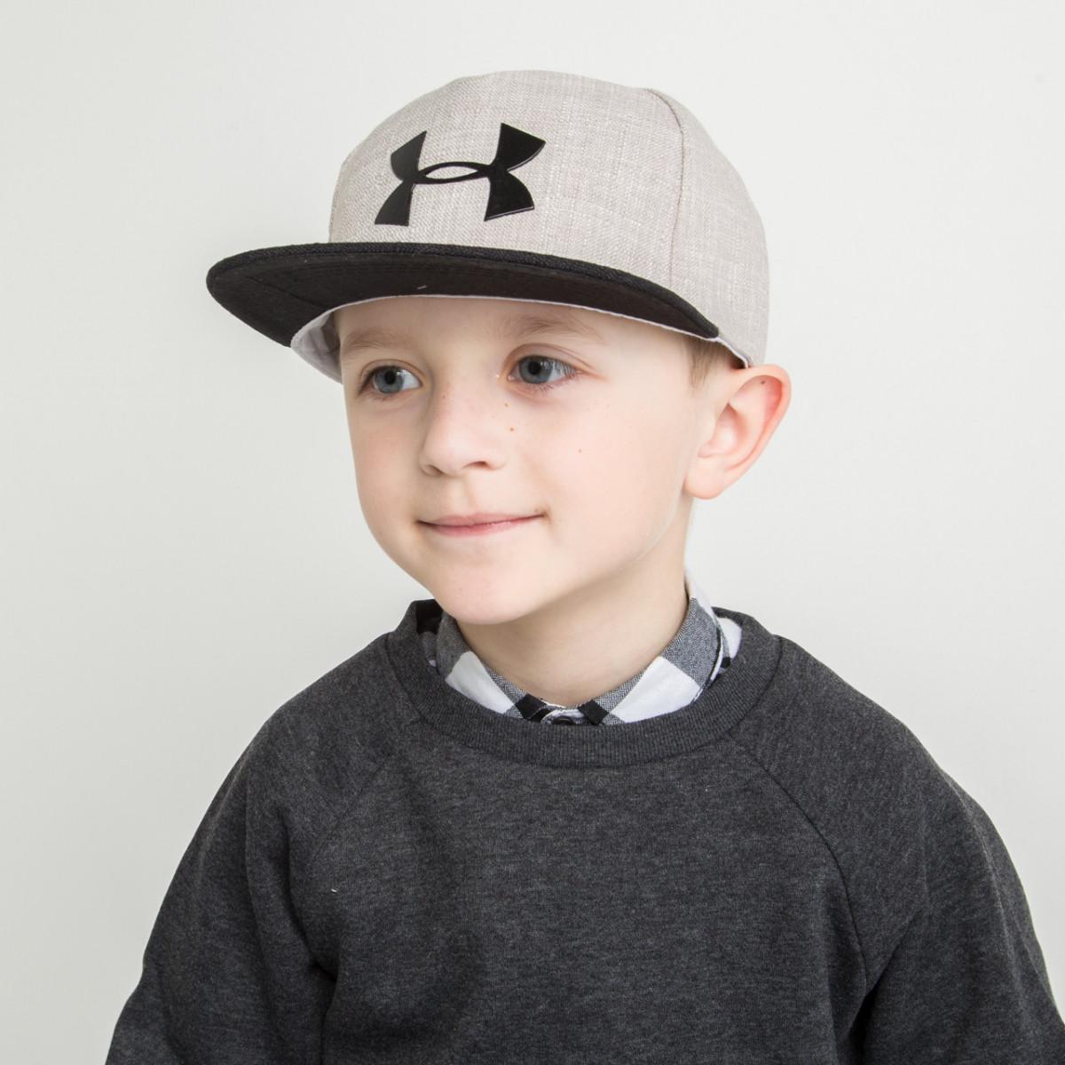 Весенняя кепка Snapback для мальчика - UnderArmour - 82018-42