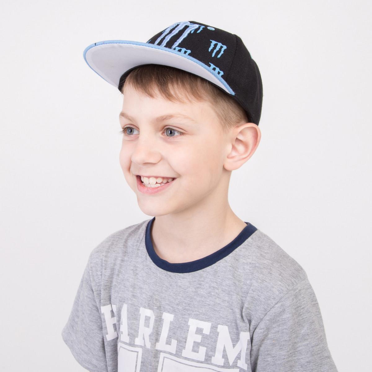 Весенняя кепка Snapback для мальчика оптом - 82018-14 3