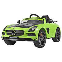 Детский электромобиль Bambi M 2760 EBLR-5-2 зеленый
