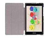 "Чехол для планшета Asus ZenPad 7"" Z170 / P01Z / P001 / P01Y - Slim Black, фото 3"