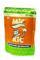 Мис Кис влажный корм для кошек 100 г (желе с ягненком)