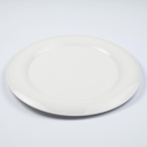 "Тарелка фарфор d 255 мм, серия ""Impulse""  Китай"