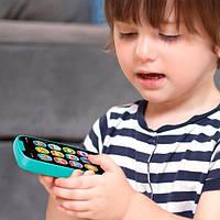Игрушка Hola Toys Мой первый смартфон (3127-blue), фото 1