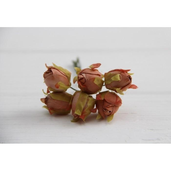 Тюльпаны , кофейные     60 шт