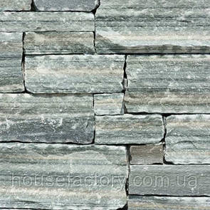 Кварцит Akrolithos Rock Face Flat Olive