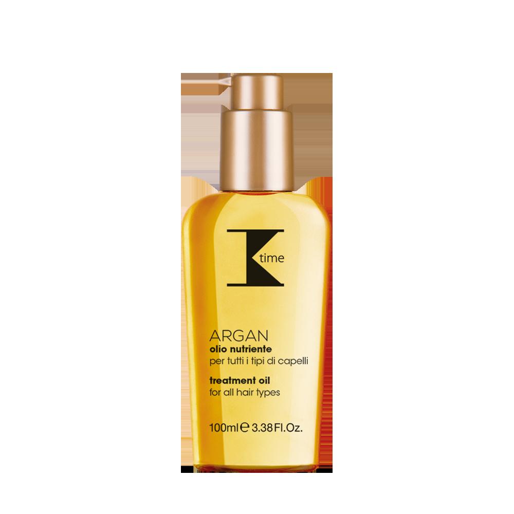 Питательное аргановое масло для волос  K-time Argan Oil 100ml