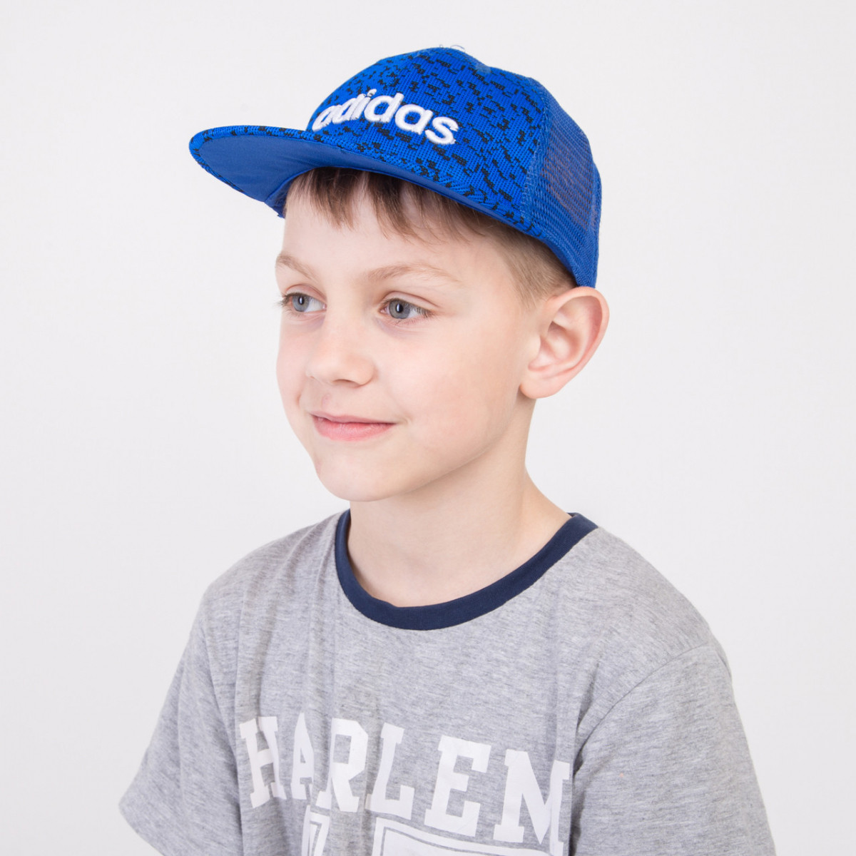 Летняя кепка Snapback для мальчиков оптом - Adidas (реплика) - 82018-16