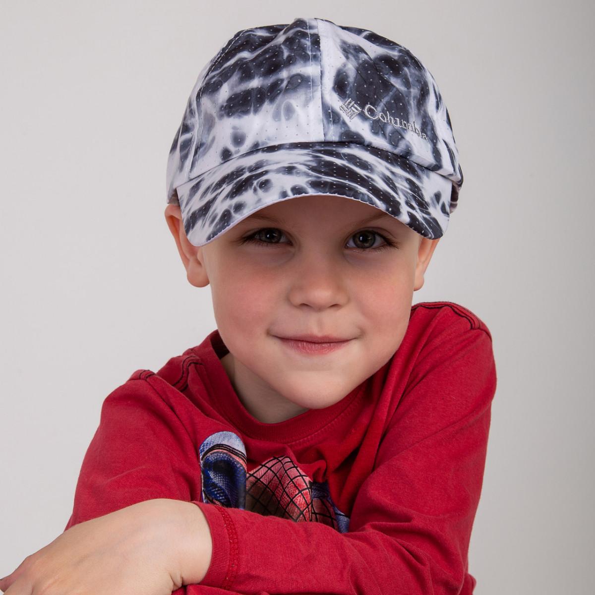 Летняя кепка для мальчика оптом - Columbia(к9)