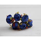 Тюльпаны , синие     60 шт